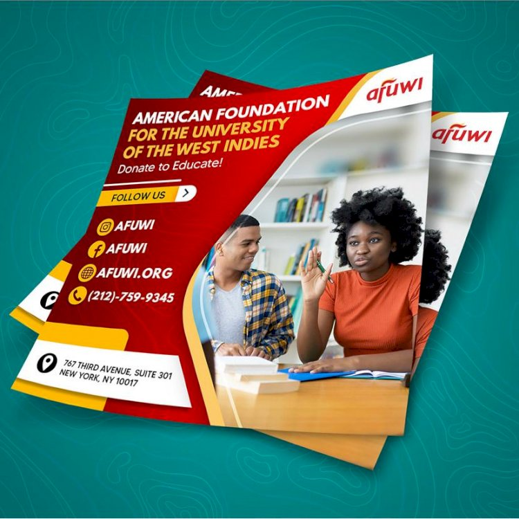 AFUWI - Fund Raising Body Of The University Of The West Indies