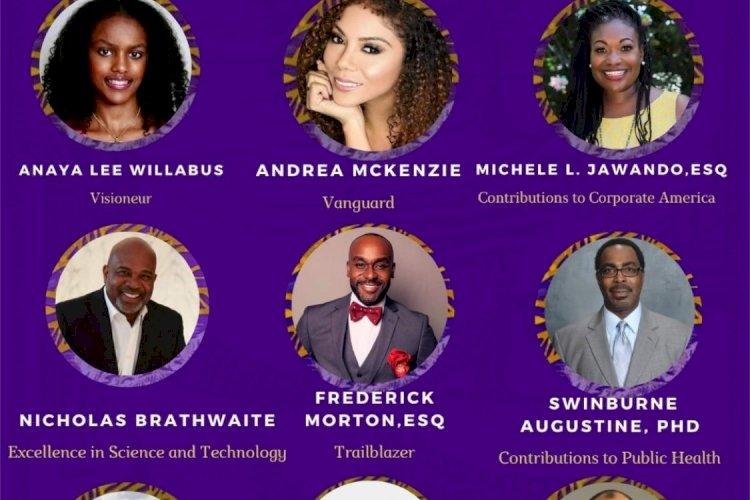 27th Caribbean American Heritage Awards Gala Honorees