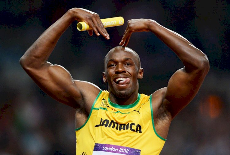 Usain Bolt Voted The Greatest Male Athlete of All-Time