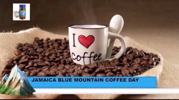 Inaugural Jamaica  Blue Mountain Coffee Day