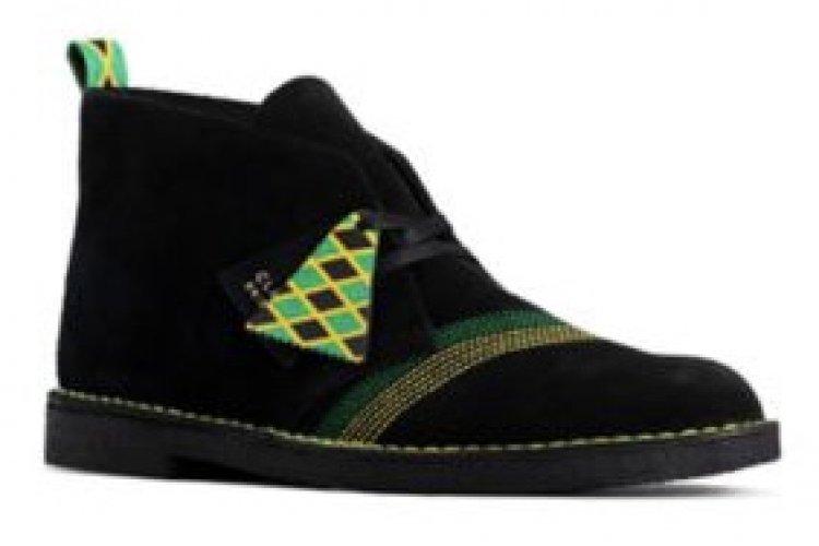 Desert Jamaica Black