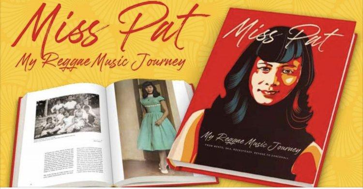 "Miss Pat ""My Reggae Music Journey"