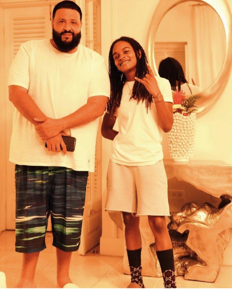 "Capelton, Buju Banton & More To Be  Featured On Dj Khaled's New Album ""Khaled Khaled"""