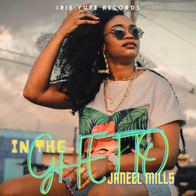 """Janeel Mills """"In The Ghetto"""" Anthem Aims to Uplift and Inspire"""