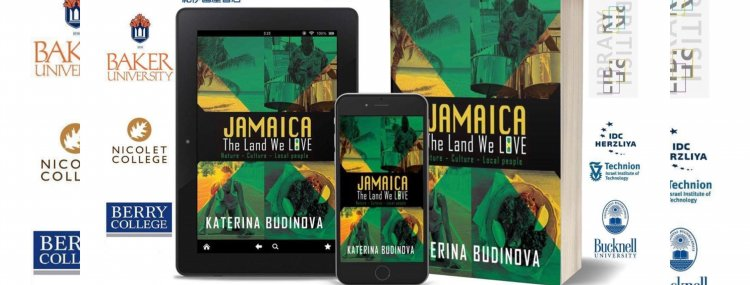 Jamaica Land We Love : The Worlds No.1 Travel Photography Book