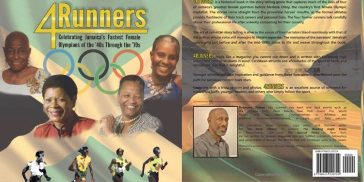 Celebrating Jamaica's Fastest Female Olympians of the '40s Through the '70s