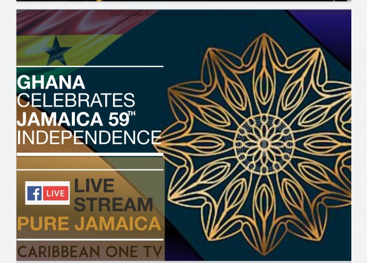 """""""THE BLACK STAR RENAISSANCE"""" CELEBRATION OF JAMAICA'S 59TH INDEPENDENCE"""