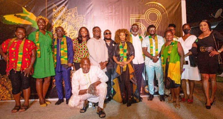 Jamaicans in Ghana celebrate 59th Independence Day in grandeur at Jamrock Restaurant